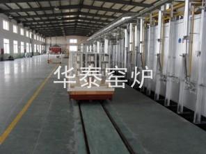 蜂窝陶瓷隧道窑