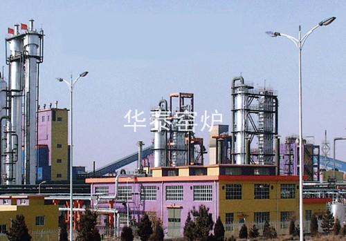 年产60万吨焦炉