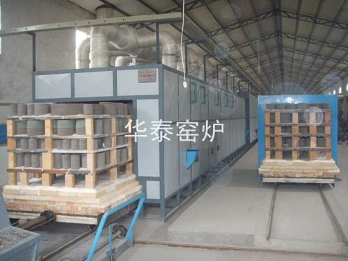 天然气隧道窑