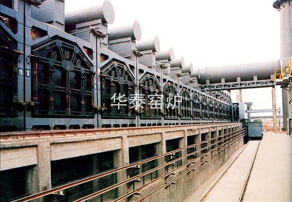 年产60万吨焦碳炉