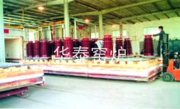 115立方电瓷抽屉窑