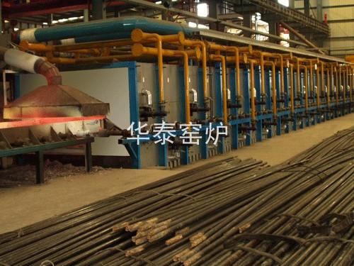 69.6m冷煤气钢管球化炉